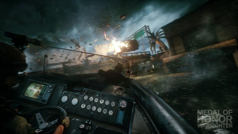 Całkowicie nieudana próba odpowiedzi na serię Call of Duty. Po klapie Warfightera, EA zdecydowała o końcu prac nad serią