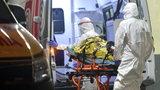 Koronawirus w Polsce. Fatalne dane o zakażeniach. Blisko rekordowa liczba zgonów