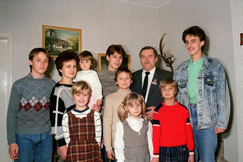 Rodzina Lecha Wałęsy
