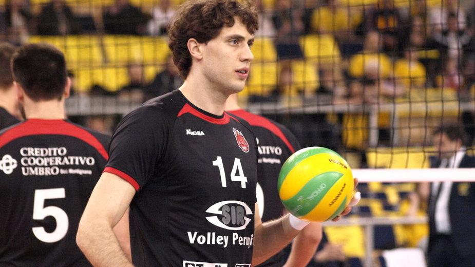 Aleksandar Atanasijević (Sir Safety Perugia)