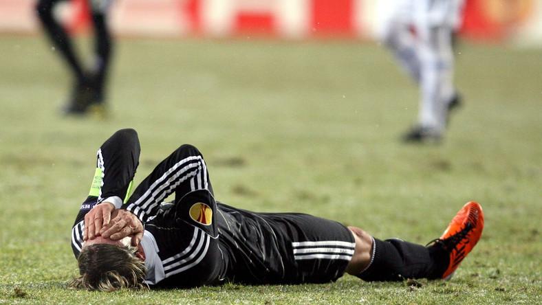 Trener piłkarzy Besiktasu został zatrzymany