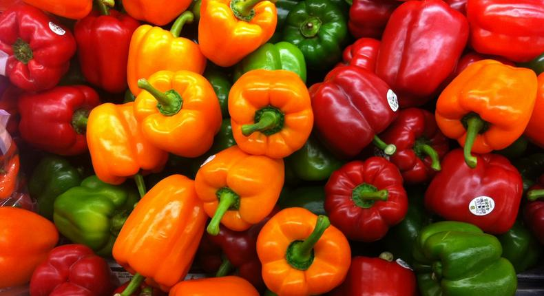 Bell-Peppers(Naturally Nourishing)