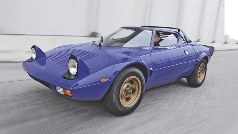 Lancia Stratos HF - marzenie każdego macho