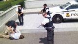 Kamery nagrały to. Strzelają do zamachowca pod Białym Domem