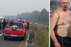 """""""NE MOŽE SE IZAĆI NA KRAJ SA NJIM"""" Prijatelji huligana iz Splita zvali policiju da ga smiri, pa ga izbacili iz kola na autoputu?"""