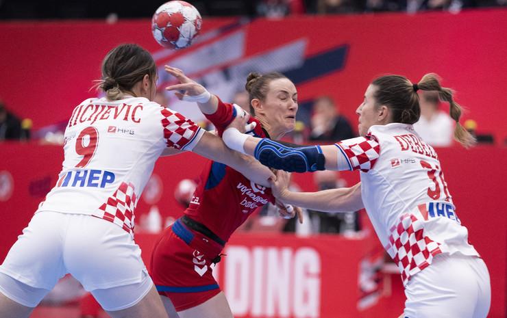 Ženska rukometna reprezentacija Srbije Ženska rukometna reprezentacija Hrvatske