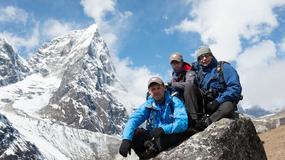 Wyruszyli w Himalaje żeby... grać w gry