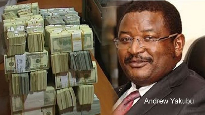 Andrew Yakubu, Former NNPC boss says the money found in his house was a gift (PMNews)