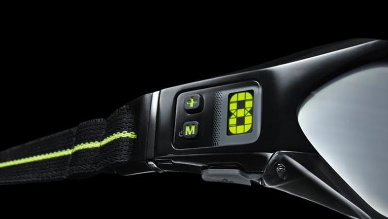 25dd61cd78009d Okulary Nike Sparq Vapor Strobe pomagają trenować - Forbes