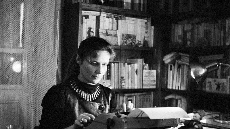 Agnieszka Osiecka w 1965 roku