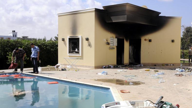 W Bengazi zginął ambasador USA i trzech pracowników placówki