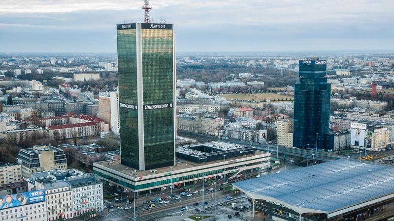 Hotel Marriott, Warszawa