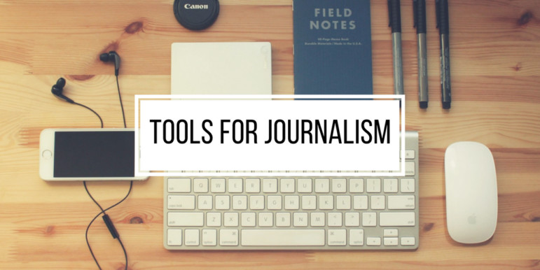 Digital journalists require essential tools to deliver their best work