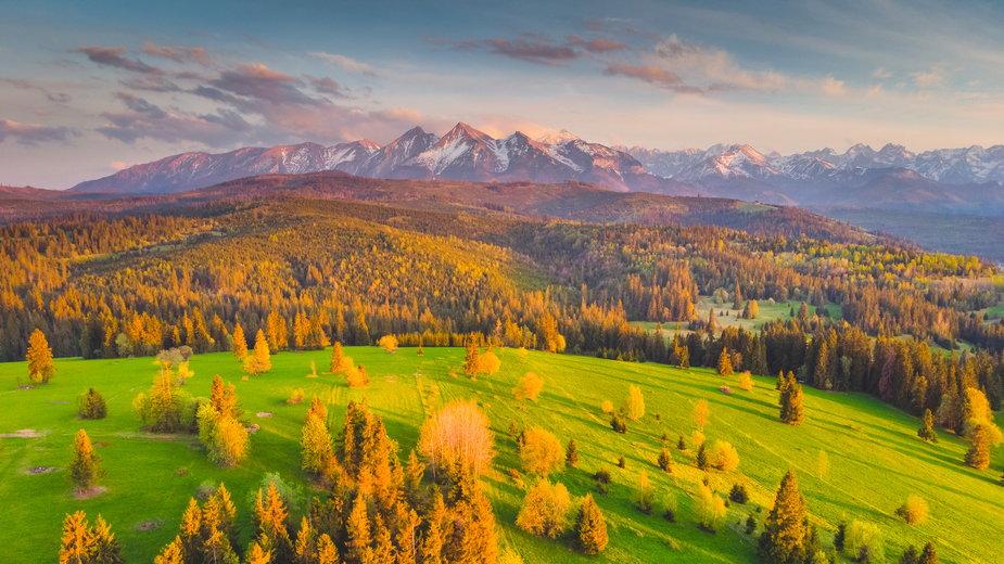 Najwspanialsze górskie szlaki w Polsce dobre na jesień