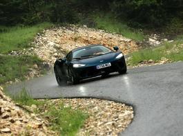 McLaren GT – nie Grand, a Jet Tourer
