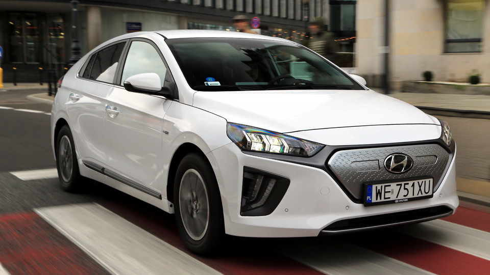 Hyundai Ioniq Electric Platinum