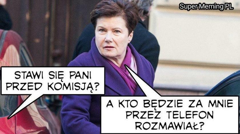 Hanna Gronkiewicz-Waltz obiektem drwin
