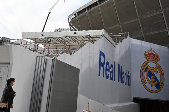 Entoni Rendolf, KK Real Madrid