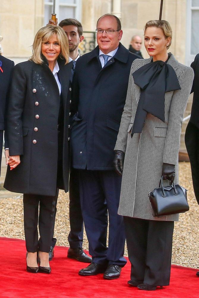 Nedavno su bili u Parizu na skupu povodom proslave 100 godina od kraja Prvog svetskog rata