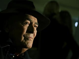 Bernardo Bertolucci Cocktail Party - The 9th Rome Film Festival