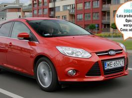 Używany Ford Focus III - lepiej postawić na diesla