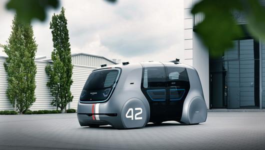 Autonomiczne auta bliżej niż myślisz - Volkswagen