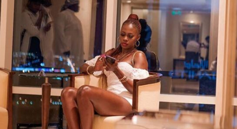 Akothee's savage reply to fan who attacked her over dance video