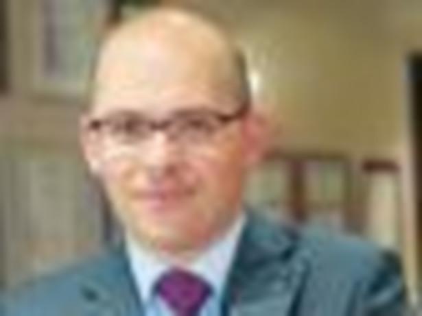 Tomasz Trych, prawnik, GWW Legal Fot. Wojciech Górski
