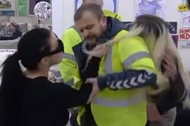 TUČA U ZADRUZI Zerina i Dorotea se žestoko sukobile, OBEZBEĐENJE SA SVIH STRANA (VIDEO)