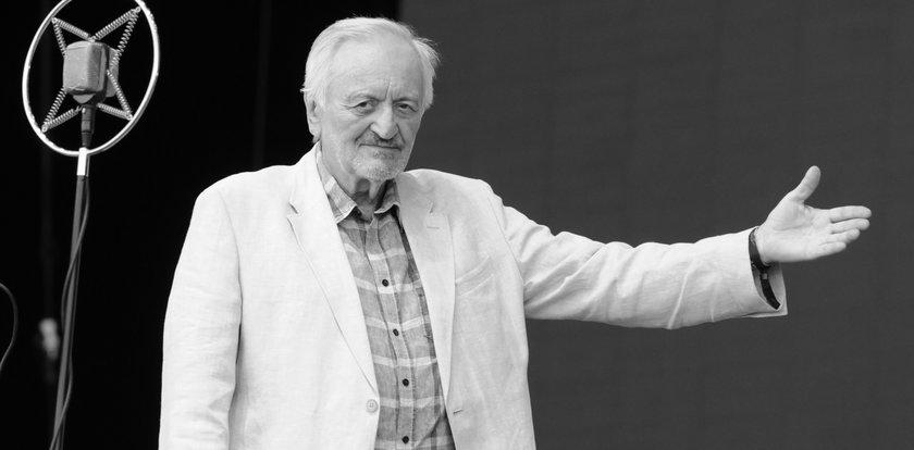 Milan Lasica nie żyje. Aktor zmarł podczas występu na scenie