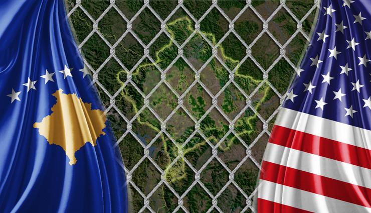 amerika kosovo sankcije foto RAS SHutterstock