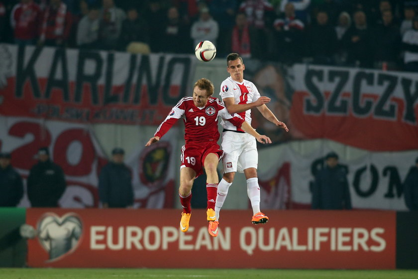 Zapowiedź meczu Polska - Gruzja