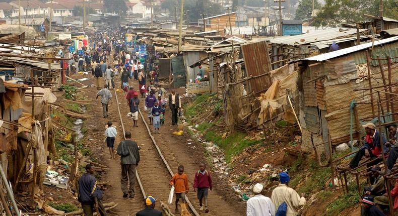 Data from the World Poverty Clock show that Nigeria now has over 87 million people living in poverty.