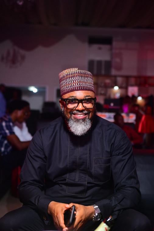 Multichoice Nigeria MD John Ugbe [BHM]