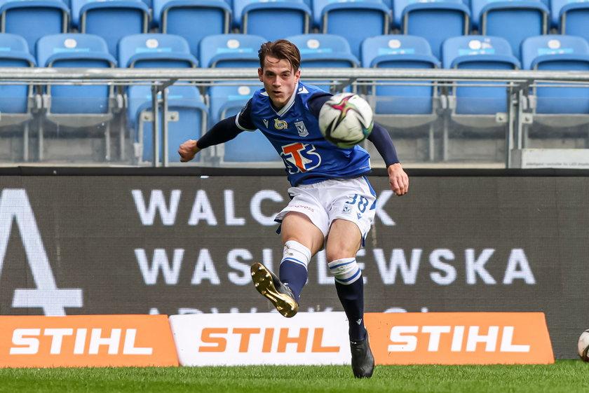 Jakub Kamiński (19 l.) to wielki talent piłkarski. W tym sezonie pokazał się z dobrej strony