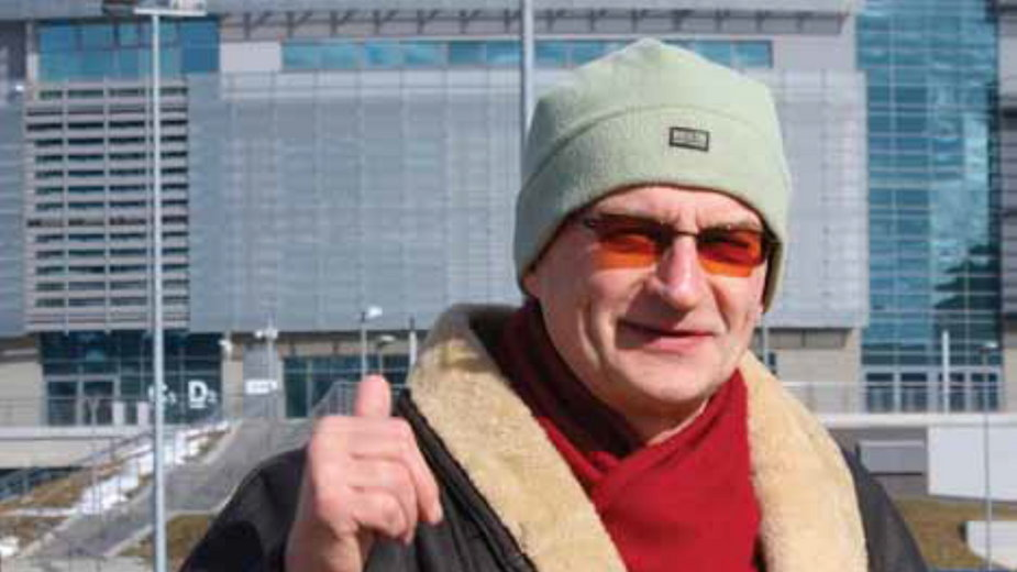Ryszard Kisiel, 2011 r.
