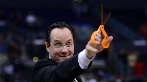 Na zdjęciu: Gregg Marshall, koszykarski trener z USA