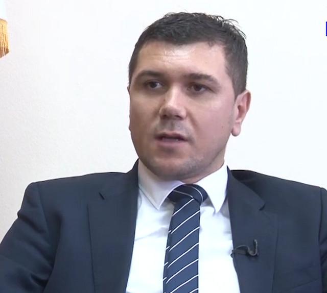 Duško Pešić, direktor Agencije za bezbednost saobraćaja