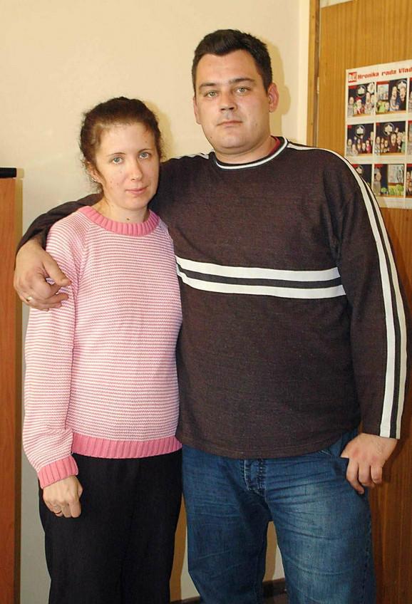 Ubeđeni da su lekari pogrešili: Katarina i Darko Preradović
