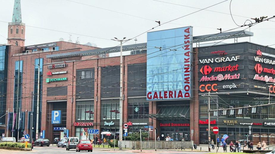 Klienci Galerii Dominikańskiej we Wrocławiu będą mogli zaszczepić się przeciwko COVID-19 przy okazji zakupów