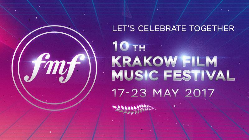 Festiwal Muzyki Filmowej 2017 - plakat