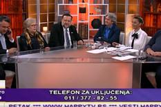 Ratko Mladić, Darko Mladić, TV Hepi