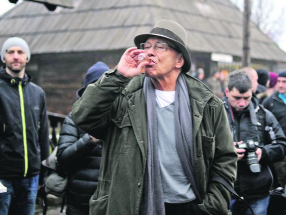 Rakija: Veliki rusko-američki reditelj Andrej Končalovski