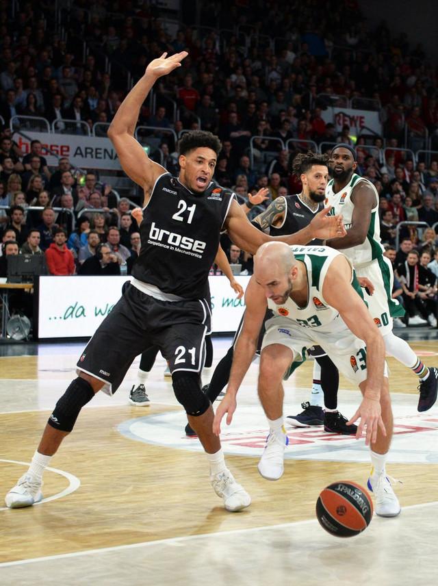 Nik Kalates je bio najbolji igrač Panatinaikosa
