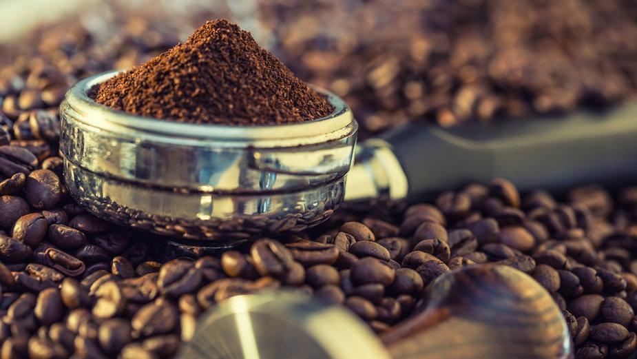 Fusy kawowe można wykorzystać do produkcji peletu
