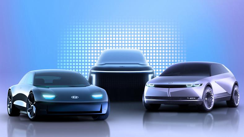 Ioniq - nowa marka samochodów elektrycznych