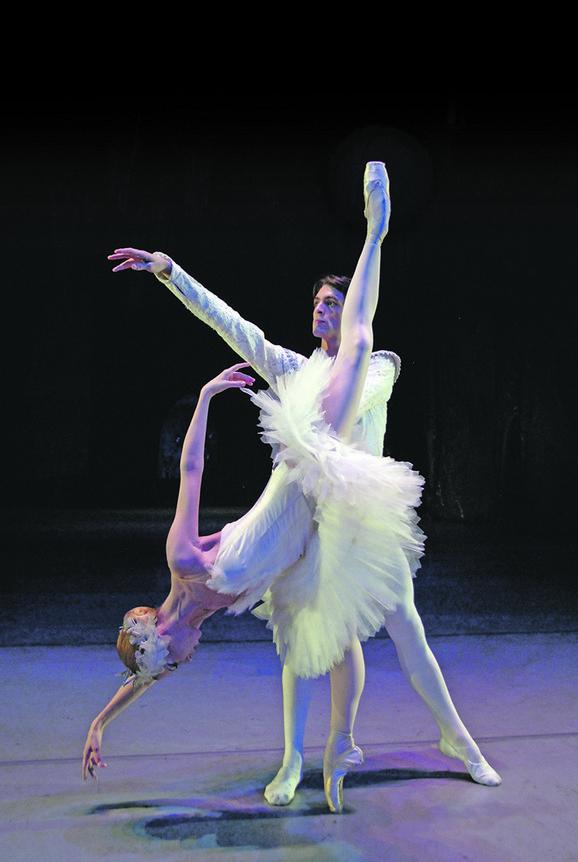 Bojana je nagrađena za ulogu Nikije u baletu