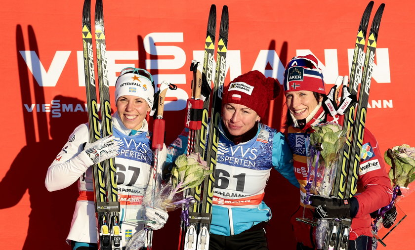 NORWAY NORDIC WORLD CUP