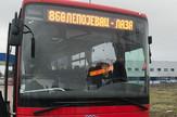 autobusi 860B foto Opština Obrenovac