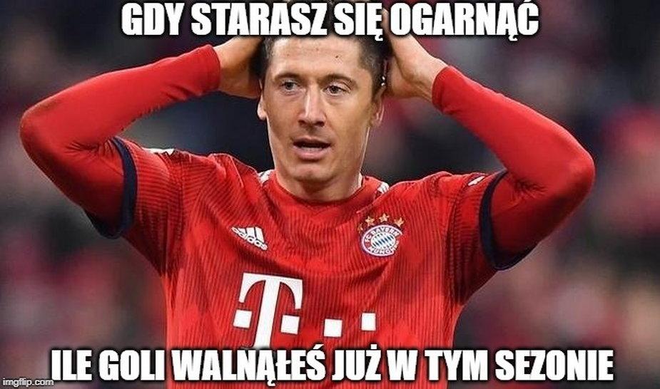 Memy po meczu Bayern Monachium - Lazio